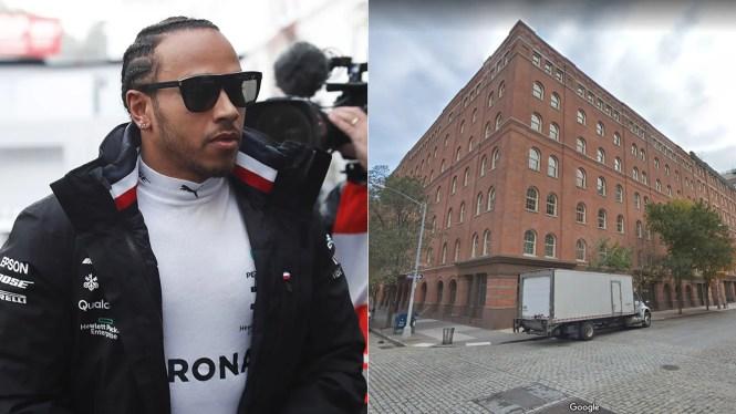 F1 Champion Lewis Hamilton Ing 57 Million Nyc Apartment