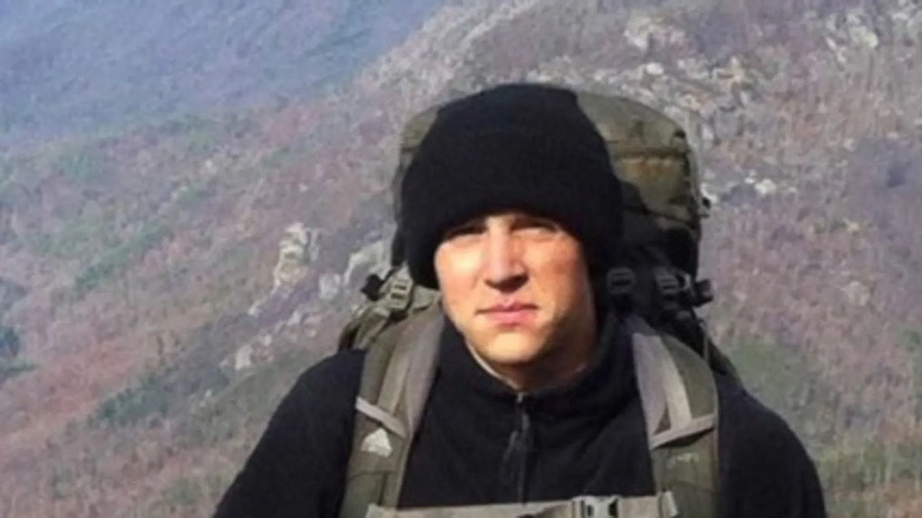Matthew Kraft, a Marine lieutenant, has been reported missing this month, as a search continued Friday.