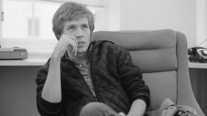 Scott Walker of The Walker Brothers in 1970