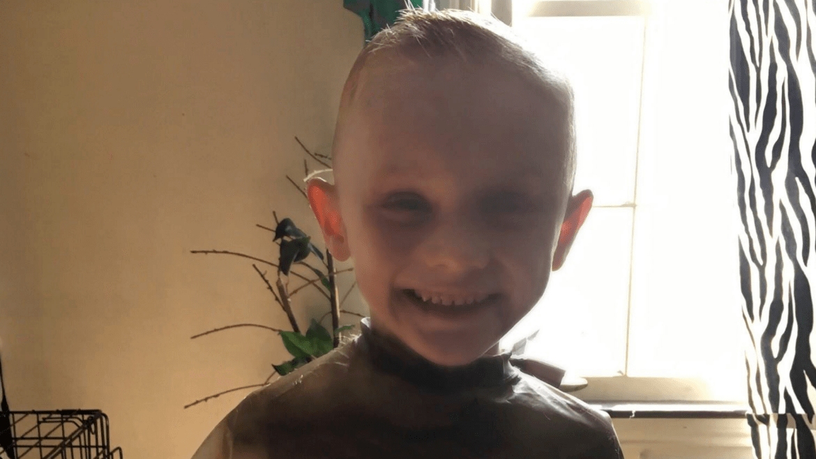 "This undated photo provided by the Crystal Lake, Illinois Police Department shows Andrew ""AJ"" Freund. Crystal Lake police say the missing boy's Freund's parents last saw him about 9 p.m. Wednesday April 17, 2019. Police say Andrew's parents reported him missing when they woke up Thursday and couldn't find him in their home. Police in the Chicago suburb of Crystal Lake say an FBI team that specializes in missing children is helping them search for the 5-year-old boy. (Crystal Lake Police Department via AP)"