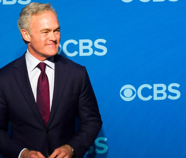 File Scott Pelley Attending The Cbs Upfront In New York