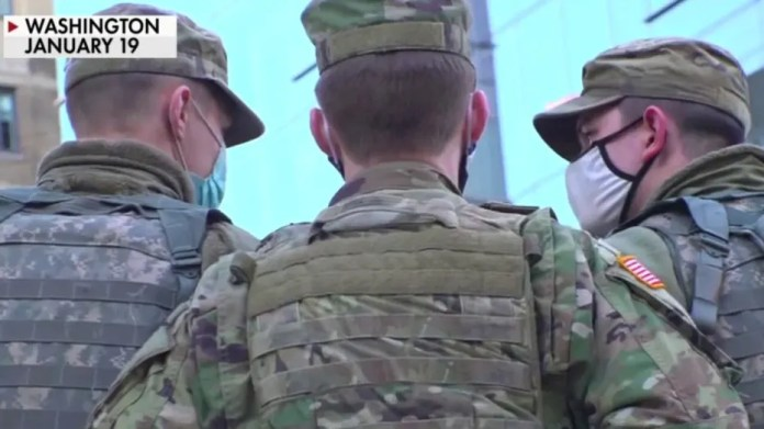Sen. Cotton: Time to send National Guard troops home