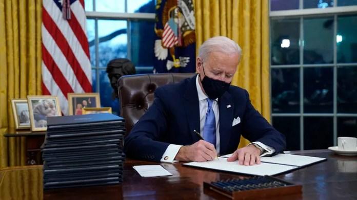 Laid-off keystone pipeline explores activist Biden's infrastructure agenda