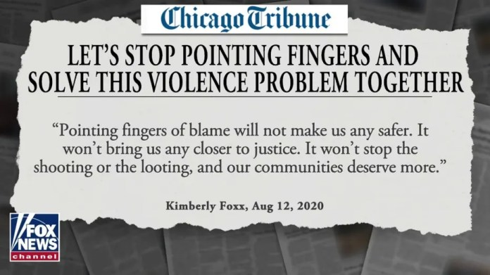 Cook County State's Attorney Kim Granthshalax calls to 'stop pointing fingers' and solve Chicago crime