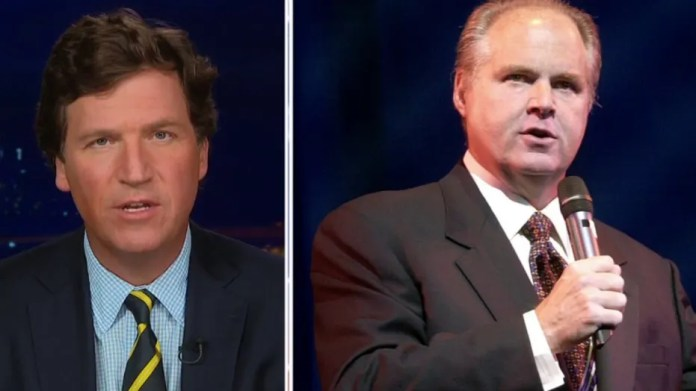 Tucker: Rush Limbaugh was a remarkable man who lived a life that mattered
