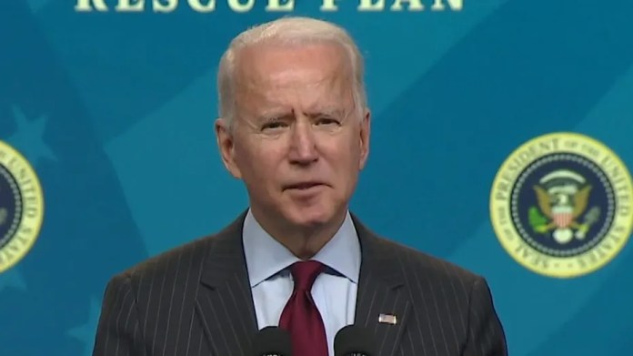 Biden promises $ 175 million to community organizations