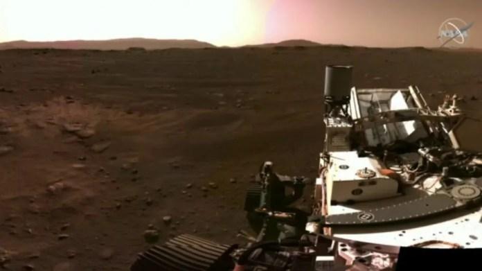NASA's Mars Fortitude Rover provided valuable data: former astronaut