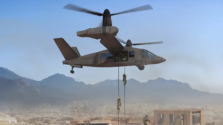 3 Cool New Military Helicopters Plus An Amped Up Apache