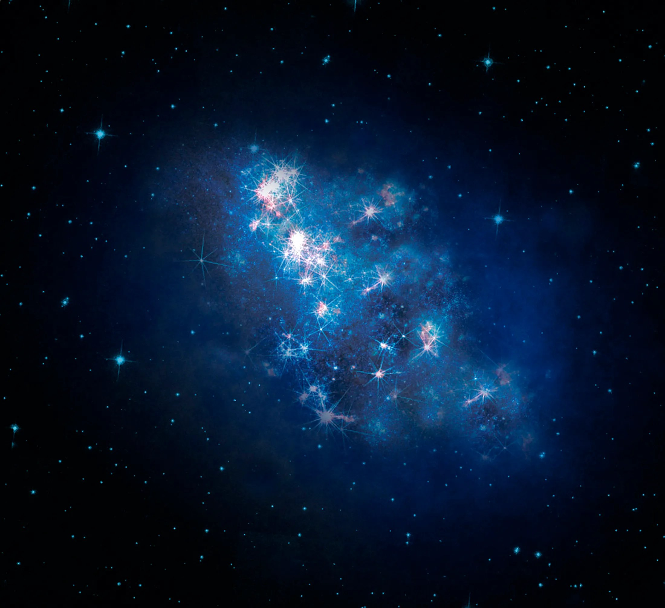 Galaxy Far Far Away Is Farthest Ever Seen