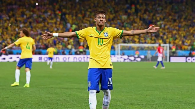 Neymar Brazil open world cup.jpg