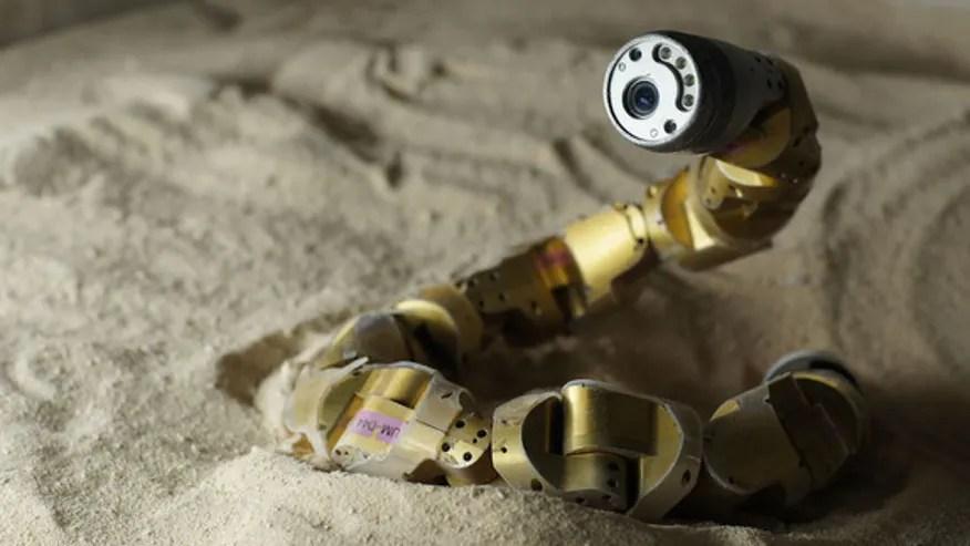 robot-snake