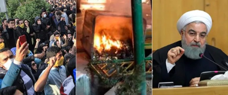 EXCLUSIVE: Leaked meeting notes show how panicked Iran regime mulled halting deadly protests