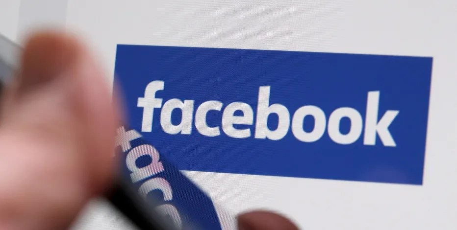 The Facebook logo is displayed on their website in an illustration photo taken in Bordeaux, France, February 1, 2017. REUTERS/Regis Duvignau - RTX2Z6SR