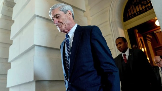Mueller investigation could be finished before midterm elections, says Robert Ray