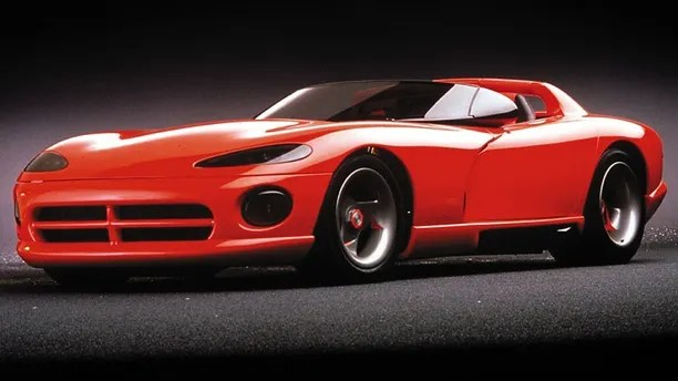 Dodge Viper RT/10 Concept Vehicle. 1989. (CV-81)