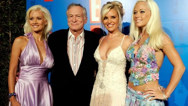Image result for hugh hefner younger days