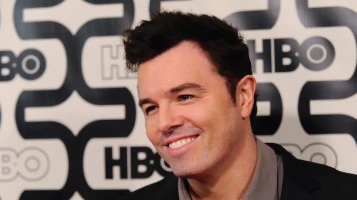 Writer and producer Seth MacFarlane released a statement explaining a joke he made about Harvey Weinstein in 2013.
