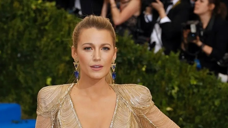 Blake Lively said she was filmed by a make-up artist while she was sleeping.