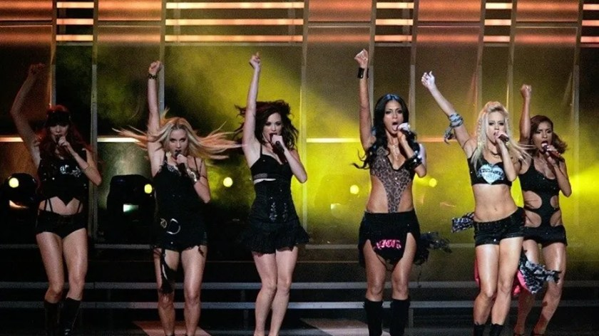"""The Pussycat Dolls denied a former member's claim that the all-girl group functioned as a """"prostitution ring."""""""