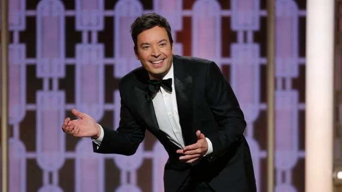 'The Tonight Show' host Jimmy Fallon joked about Matt Lauer's firing and sexual harassment scandal at the beginning of his show Wednesday.