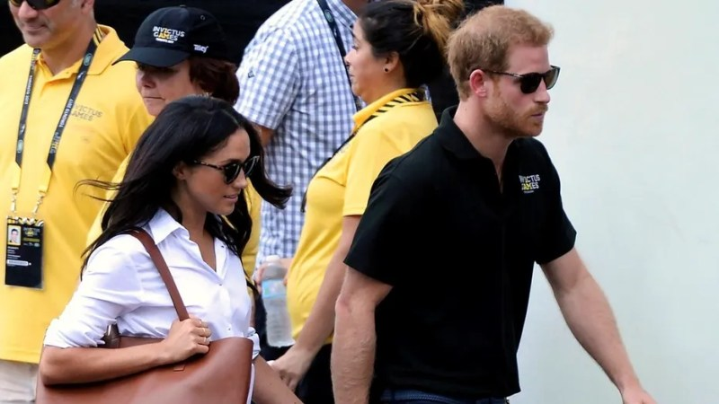 Meghan Markle and Prince Harry plan a romantic get ahead ahead of wedding festivities. Here the couple is pictured heading into the 2017 Invictus Games in Toronto.