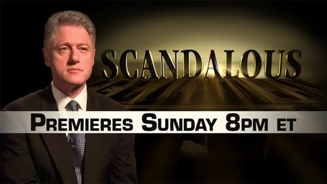 """The first season of """"Scandalous"""" is scheduled to air for seven consecutive weeks on Sunday nights at 8 p.m. ET."""