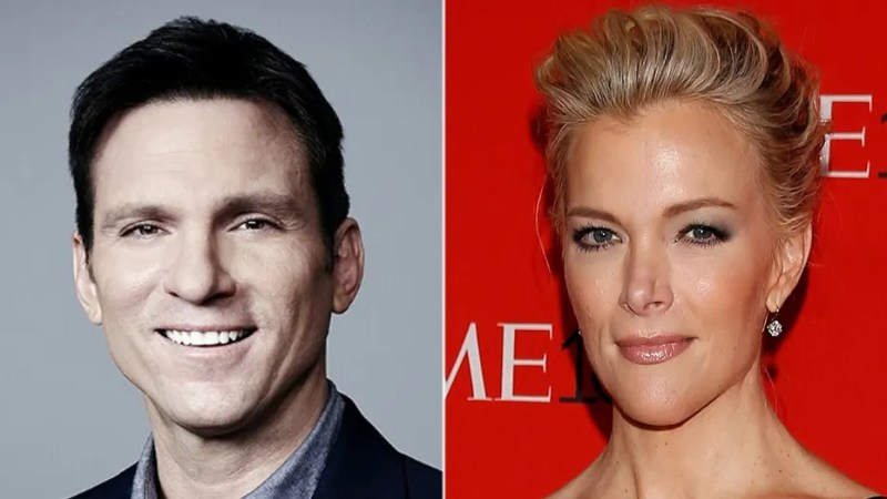 "CNN host Bill Weir slammed NBC News' Megyn Kelly for her ""ginormous salary."""