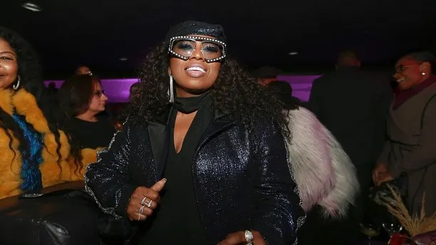 Singer Missy Elliott attends the ninth annual Essence Black Women in Music event at the Highline Ballroom on Thursday, Jan. 25, 2018, in New York. (Photo by Donald Traill/Invision/AP)