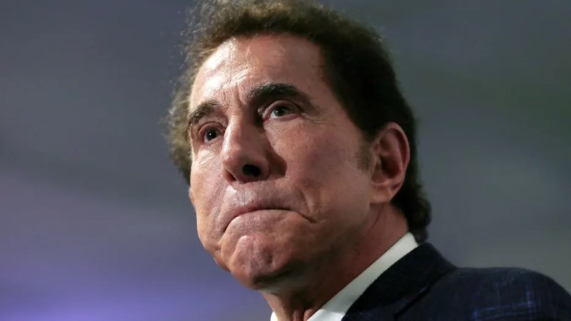 FILE - This March 15, 2016, file photo, shows casino mogul Steve Wynn at a news conference in Medford, Mass. Wynn Resorts is denying multiple allegations of sexual harassment and assault by its founder Steve Wynn, describing it as a smear campaign related to divorce proceedings from his ex-wife. The Wall Street Journal reported Friday, Jan. 26, 2018, that a number of women say they were harassed or assaulted by the casino mogul. Wynn denied the allegations personally in a printed statement. (AP Photo/Charles Krupa, File)