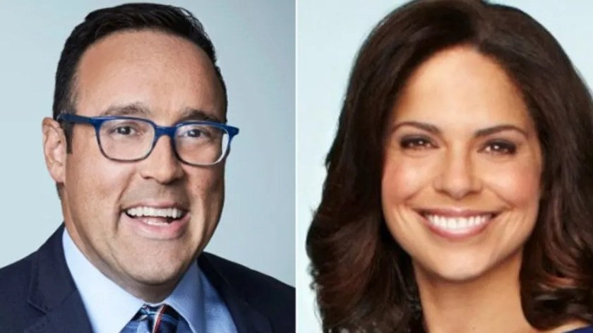 "Chris Cillizza and Soledad O'Brien had a Twitter war over his CNN article called ""Donald Trump is Producing the Greatest Reality Show Ever."" O'Brien called the piece ""terrible analysis."" (CNN/Forbes)"