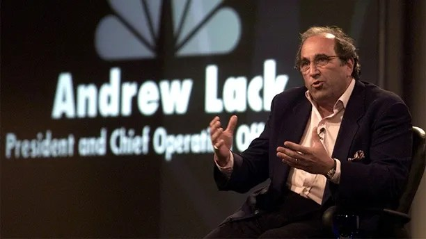 Andrew Lack, NBC's President and Chief Operating Officer, answers