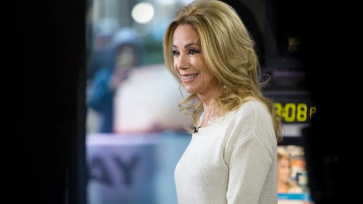 "Kathie Lee Gifford hosts a November 15, 2017 episode of the ""Today"" show."