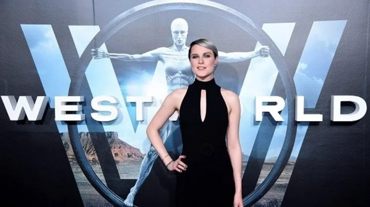 "Cast member Evan Rachel Wood attends the premiere of the HBO series ""Westworld"" in Hollywood, California, U.S. September 28, 2016."