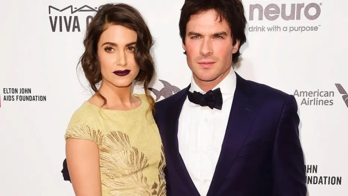 Ian Somerhalder and his wife Nikki Reed share touching tributes to their Ira on social media after she passed away on Tuesday.
