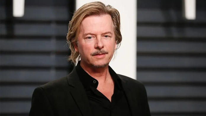 David Spade honored his sister-in-law Kate Spade, who took her life on June 6.