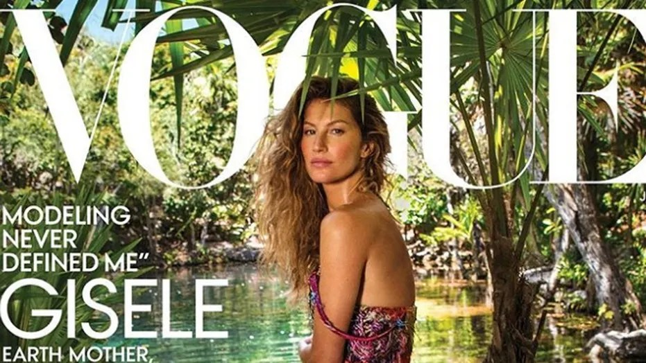 Supermodel and mother Gisele Bundchen talks about her unsual life in the fashion industry and how she never fit in.