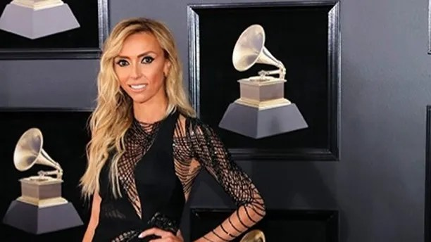 60th Annual Grammy Awards – Arrivals – New York, U.S., 28/01/2018 – Giuliana Rancic.
