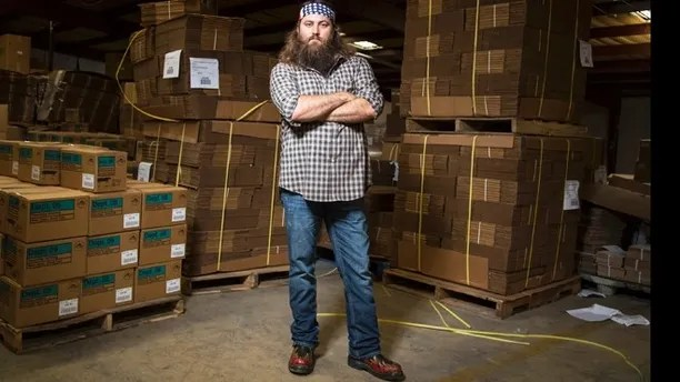 """Willie Robertson appears on A&E's """"Duck Dynasty."""""""