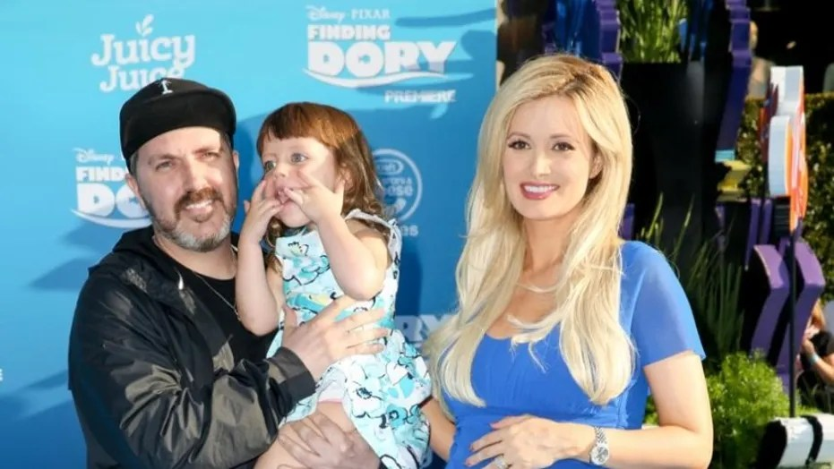 Former Playboy playmate Holly Madison, annouces her divocrce from husband of five years, Pasquale Rotella.