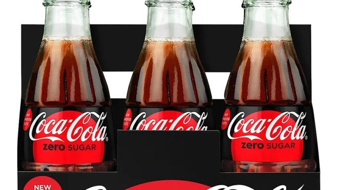 "Coca-Cola announced this week that Coke Zero is getting a makeover, calling Coca-Cola Zero Sugar ""the new and improved Coke Zero."""