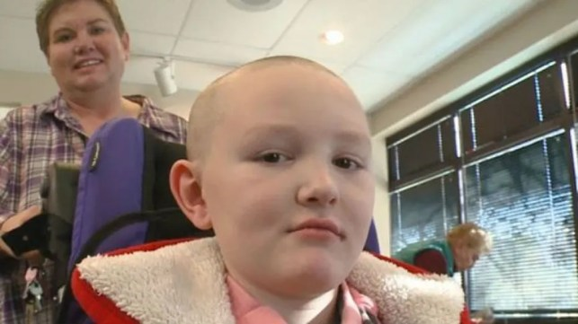 """Jaiden Rogers is battling a rare disease, stiff skin syndrome, causing him to become """"entombed within himself,"""" his mother says."""