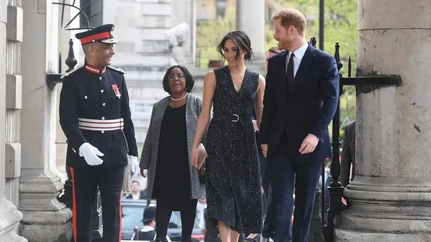 meghan markle prince harry reuters