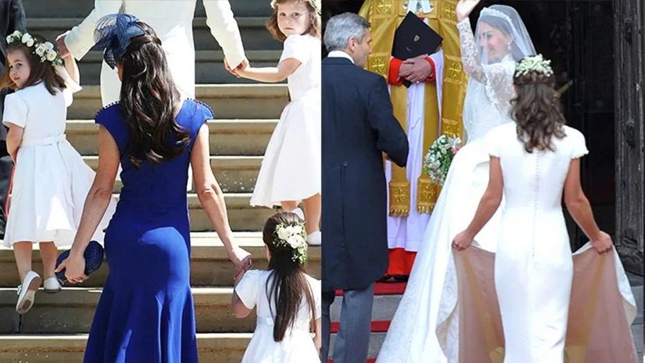 Meghan Markle's Best Friend Has 'Pippa Moment' In Fitted
