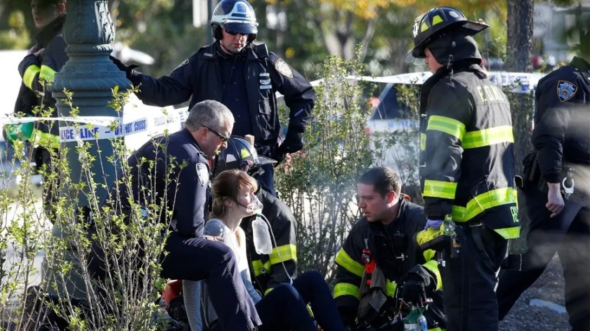 Image result for new york terror attack