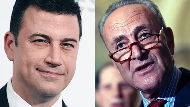 """FILE - In this March 8, 2015, file photo, Jimmy Kimmel arrives at the 32nd Annual Paleyfest : """"Scandal"""" held at The Dolby Theatre in Los Angeles. Kimmel said on Sept. 19, 2017, that Republican Sen. Bill Cassidy """"lied right to my face"""" by going back on his word to ensure any health care overhaul passes a test the Republican lawmaker named for the late night host.   (Photo by Richard Shotwell/Invision/AP, File)"""