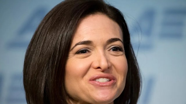 Facebook COO Sheryl Sandberg was on Capitol Hill Wednesday to discuss the social network's Russia-linked ads