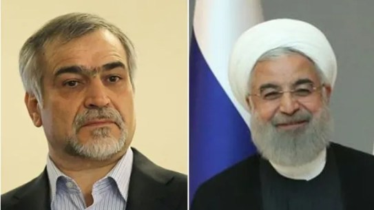 Hassan Rouhani getty