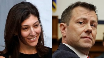 Ex-FBI lawyer Lisa Page 'interned' 'under Clinton,' texts reveal