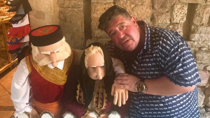 Rob Goldstone travels through Europe