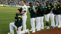 http://www.foxnews.com/sports/2017/10/29/mlbs-bruce-maxwell-who-knelt-during-anthem-is-arrested-on-gun-charge.html